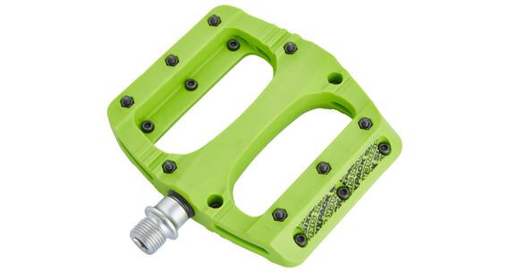 Sixpack Vegas Pedal neon-green